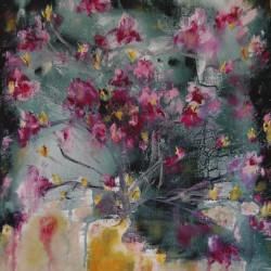 Early Magnolia 60 X 45 cm - Jan Primmer